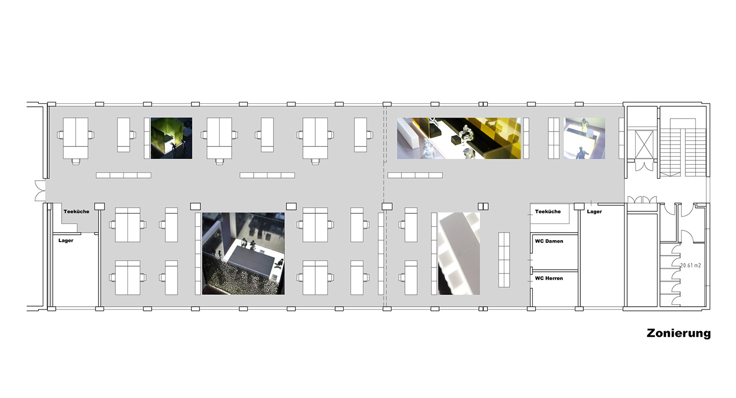 musterb ro balanstrasse cba clemens bachmann architekten m nchen. Black Bedroom Furniture Sets. Home Design Ideas