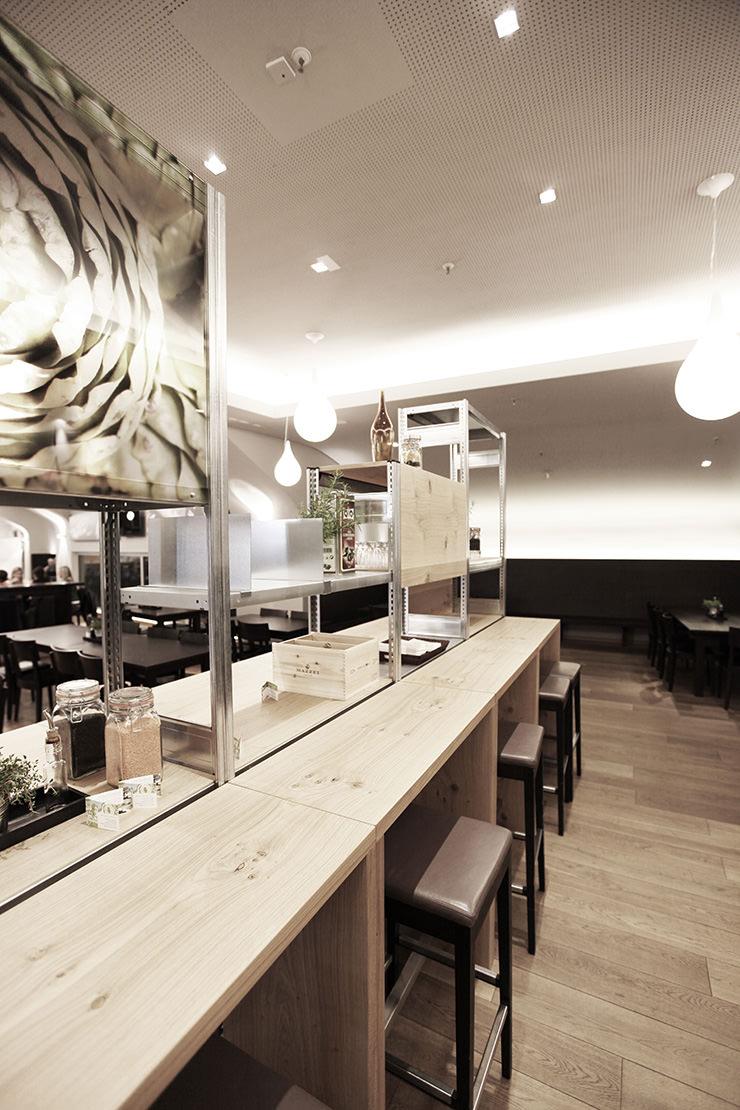 arena bistro cba clemens bachmann architekten m nchen. Black Bedroom Furniture Sets. Home Design Ideas
