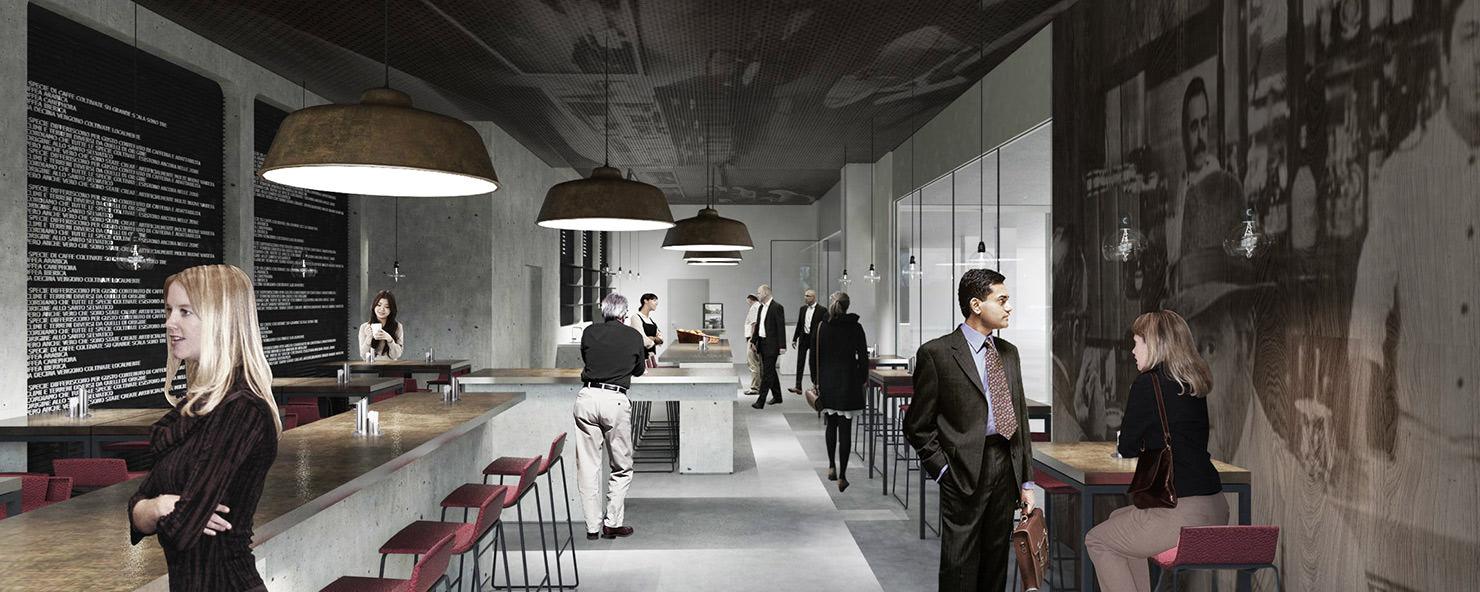 gastronomie ambassador house cba clemens bachmann architekten m nchen. Black Bedroom Furniture Sets. Home Design Ideas