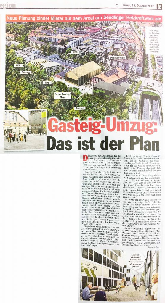 tz gasteig hp8 cba clemens bachmann architekten m nchen. Black Bedroom Furniture Sets. Home Design Ideas