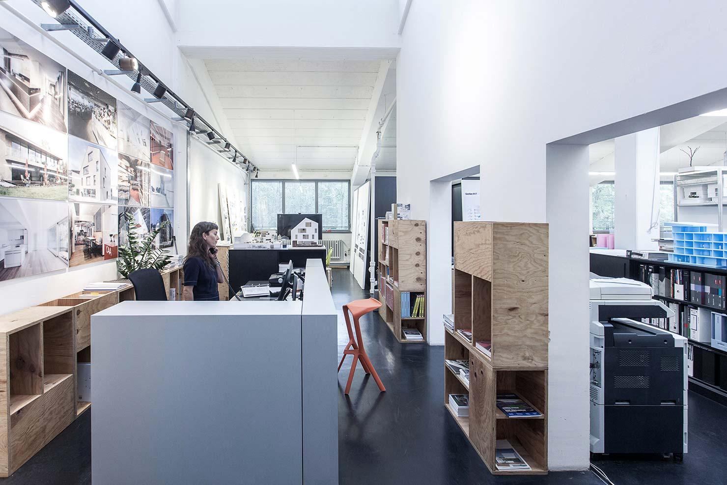 Office Cba Clemens Bachmann Architects Munich